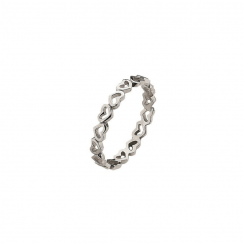 Juliet Silver Stack Ring
