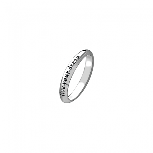 Virtue Stack Rings Live Your Dream