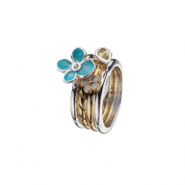Meadow Stack Ring Collection