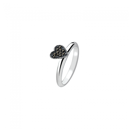Virtue Stack Rings Medici Heart