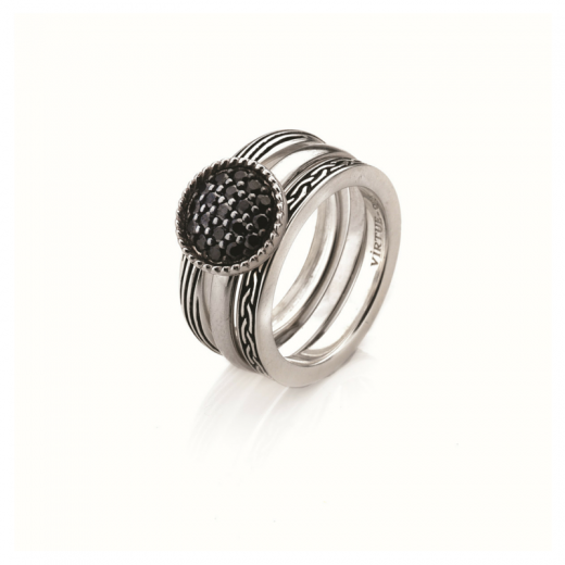 Virtue Stack Rings Midnight Stack Ring Collection