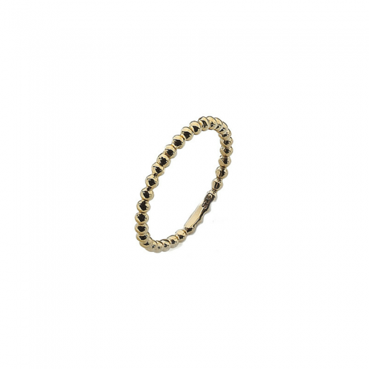 Virtue Stack Rings Polka Gold Stack Ring