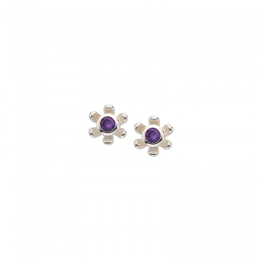 Virtue Stack Rings Purple Maiden