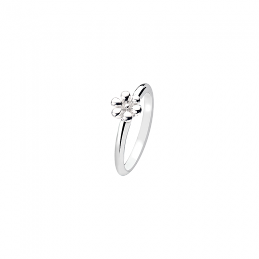 Virtue Stack Rings Silver Pimpernel