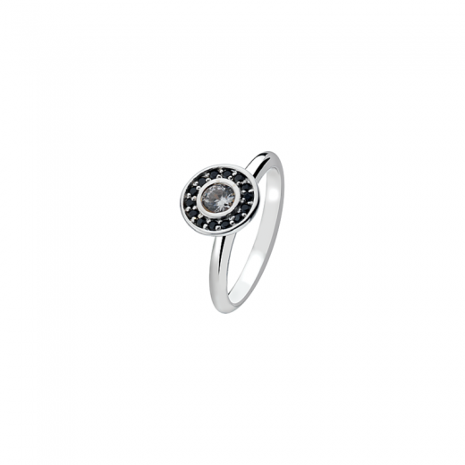 Virtue Stack Rings Target Black