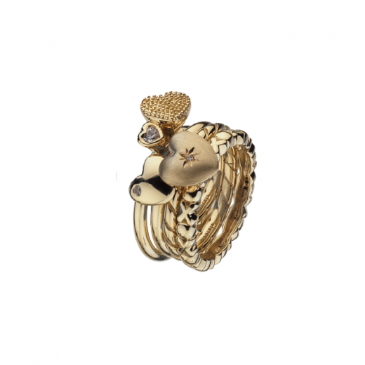 Virtue Stack Rings True Love Stack Ring Collection
