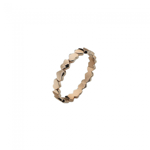 Virtue Stack Rings Unbroken Rose Gold Stack Ring