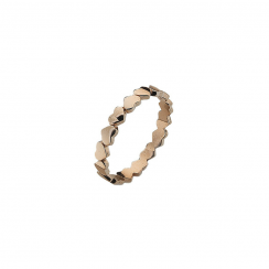Unbroken Rose Gold Stack Ring