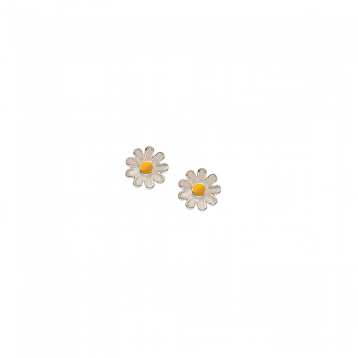 Virtue Stack Rings White Daisy